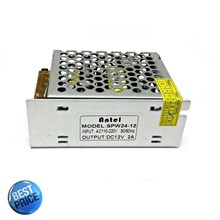 Lampu Led Switching Power Supply 12V 2A DC - Standar Quality