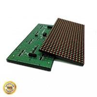 Lampu Led Module Running Text P10 RG SemiOutdoor Dual Color - Medium Quality