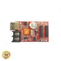 Lampu Led HD-U6A Running Text Controller Card 320 x 32