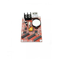 Lampu Led HD-U6B Running Text Controller Card 320 x 48