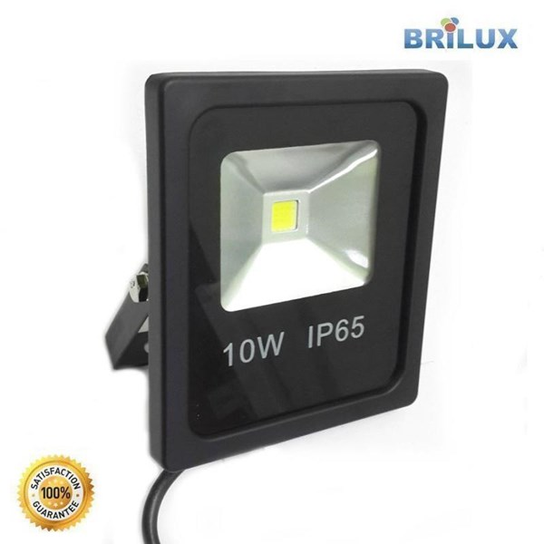 Lampu LED Floodlight Slim Brilux 10W  AC 220V