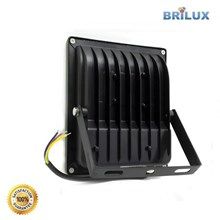 Lampu LED Floodlight Slim Brilux 20W AC 220V