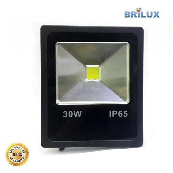 Lampu LED Floodlight Slim Brilux 30W AC 220V