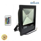 Lampu LED Floodlight Slim Brilux 50W AC 220V - RGB 2