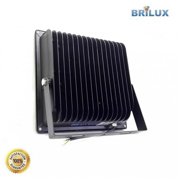 Lampu LED Floodlight Slim Brilux 100W AC 220V