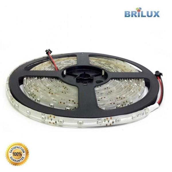 Lampu Led Brilux LED Strip SMD 2835 12V 300 LED - Indoor IP20
