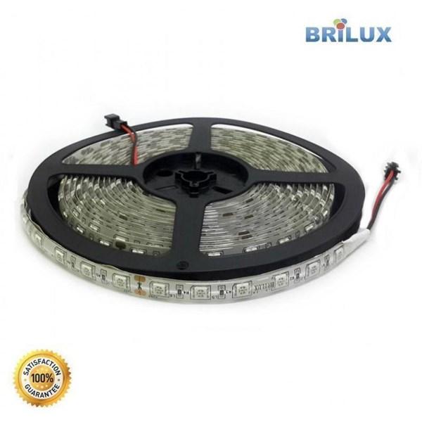 Lampu Led Brilux LED Strip SMD 5050 24V Outdoor IP65