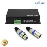 Lampu Led DMX 512 Decoder - 3Ch 24A 288W