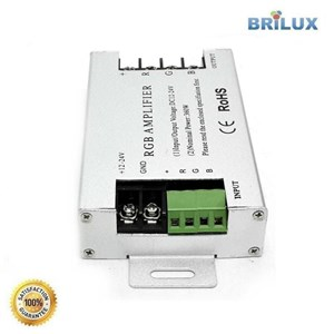 Lampu Led RGB Amplifier 12V-24V 30A 360W