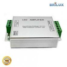 Lampu Led RGB Amplifier 12V-24V 12A 144W