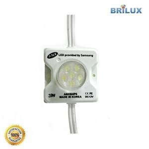 Lampu LED Sidelight Samsung ANX DC 12V 3W - Neonbox Slim 2 Sisi