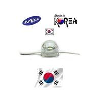Jual Lampu LED Module Korea SMD5050 + Lens - 1 Mata  White 2