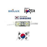 Lampu Led Brilux Module Samsung Korea SMD2835 - 2 Mata White 1
