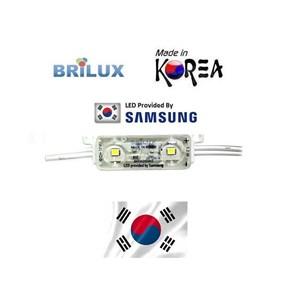 Lampu Led Brilux Module Samsung Korea SMD2835 - 2 Mata White