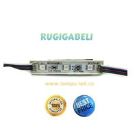Distributor Lampu Led LED Module Rugigabeli SMD5050 - 3 Mata 3