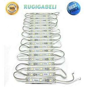 Lampu Led LED Module Rugigabeli SMD5050 - 3 Mata