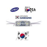 Lampu Led ANX LED Module Samsung Korea SMD5630 - 2 Mata  White