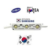 Jual Lampu Led ANX LED Module Samsung Korea SMD2835 - 3 Mata White  2