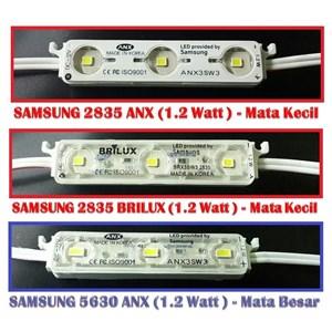 Lampu Led ANX LED Module Samsung Korea SMD2835 - 3 Mata White