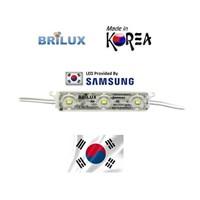 Jual Lampu Led Brilux LED Module Samsung Korea SMD2835 - 3 Mata 2