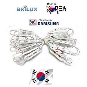 Lampu Led Brilux LED Module Samsung Korea SMD2835 - 3 Mata