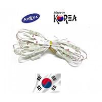 Lampu Led ANX LED Module Mini Korea SMD2835 - 3 Mata  White