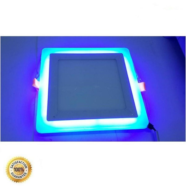 Lampu LED Panel 2 Tone Colors ( 2 Warna ) 15 Watt Inbow - Square
