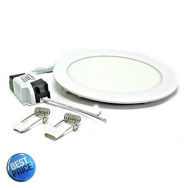 Lampu LED Panel Inbow 12W Bulat ( Promo Bergaransi )
