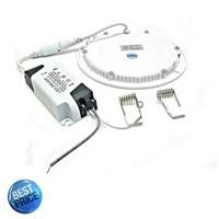 Lampu LED Panel Inbow 6 W Bulat 1