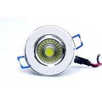 Jual Lampu Led Downlight LED COB 3W 220V 2
