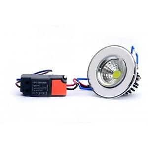 Lampu Led Downlight LED COB 3W 220V