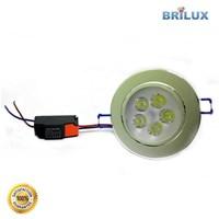 Jual Lampu Led Downlight LED Standar 5W 220V 2