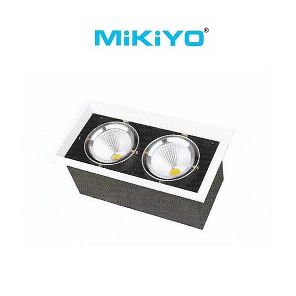 lampu LED Bean Pot Light Series  DL-107-14W White  Warm White