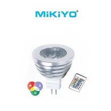 Lampu LED Cup Light Series MK-3128E-3W RGB