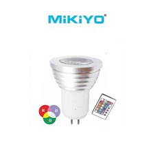Lampu LED Cup Light Series MK-3118M-3W RGB