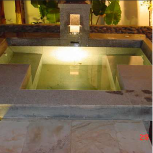 Jacuzzi Custom By PT  Pkp Indonesia