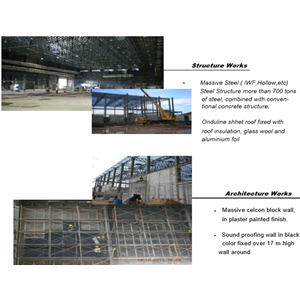 Studio Backlot & Production House Building By Pkp Indonesia