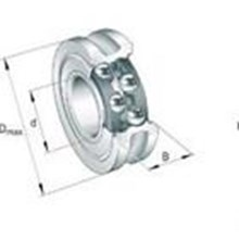 Bearing Ina NUTR 2052