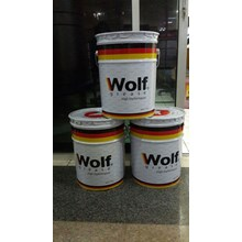 Lubricating grease Wolf