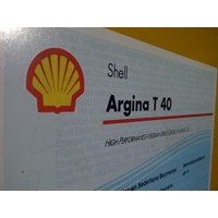 Oli Shell Argina T 40 209L Drum 1