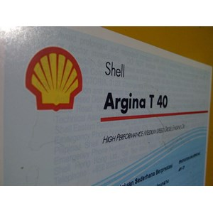 Oli Shell Argina T 40 209L Drum