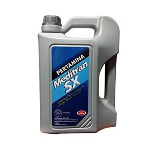 Oli Meditran SX 15w-40 ukuran 4x5