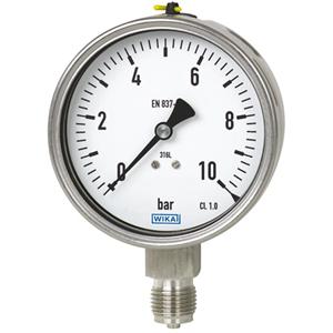 Dari Pressure gauge