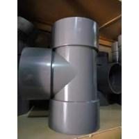Supplier Tee PVC