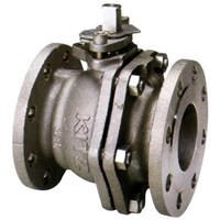 Ball Valve Type Flanged