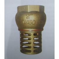 Distributor Brass Foot valve