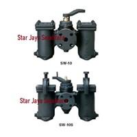 Duplex Strainer SW - 10