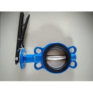 Distributor Butterfly valve harga murah TPV