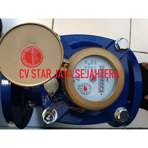 Distributor flow meter B & R terjangkau
