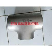 Jual Tee Stainless Steel Murah